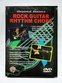 Beyond Basics: Rock Guitar Rhythm Chops_Nick Nolan