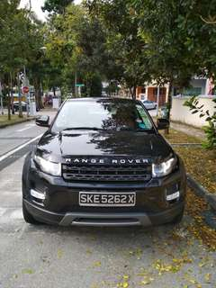 Land Rover Range Rover Evoque 2.0 Auto HSE Dynamic 5-door
