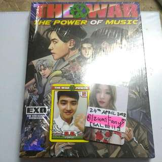 EXO The Power Of Music Official Album