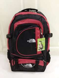 The North face bag pack