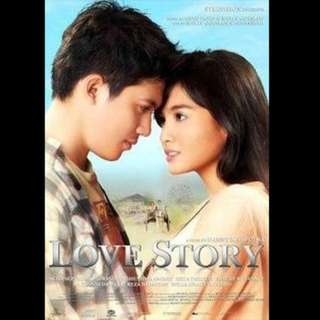 [Rent-A-Movie] LOVE STORY (2011) [INDONESIAN]