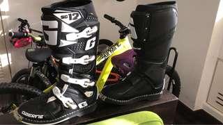 Gaerne sg12 black brand new