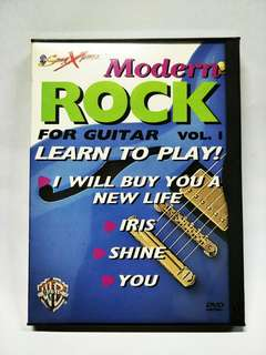 Modern Rock: Guitar Vol.1_Tommy Anthony