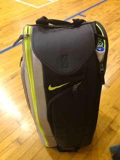 Nike racket bag - silver