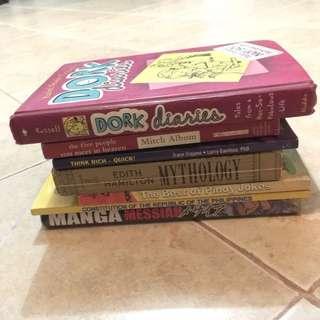Book Bundle TAKE ALL