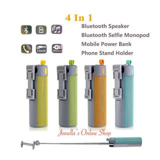4-in-1 Mobile Phone Accessories