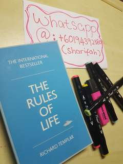 The Rules of Life ny Richard Templar