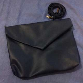 Sling Bag Pouch Clutch Navy