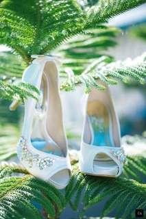Christy Ng Wedding Shoes