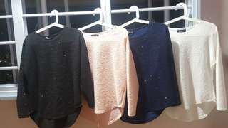 Stretchable Sweater