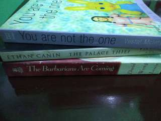 Great Find Books 3 for Php100