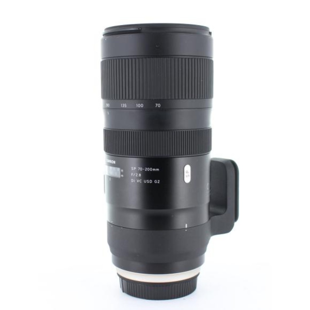 TAMRON EOS70-200mm F2.8DI G2(A025) LONG RANGE CANON USE LENSE SHIP FROM JAPAN)