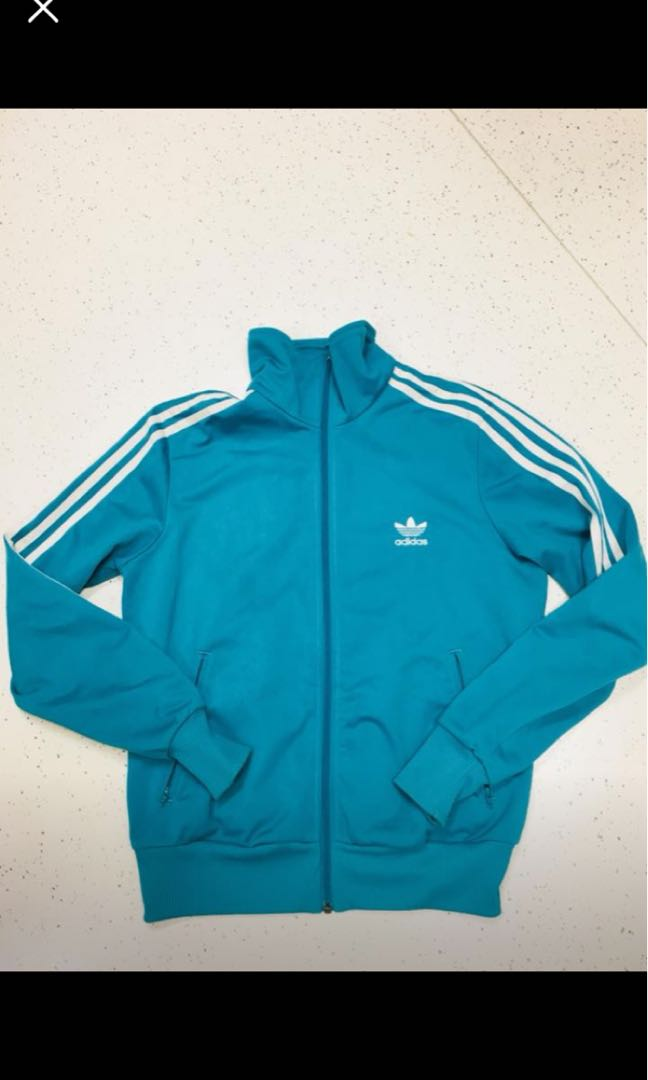 Addidas zip up jacket
