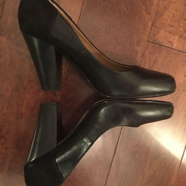 Aldo Black pumps-ladies size 9