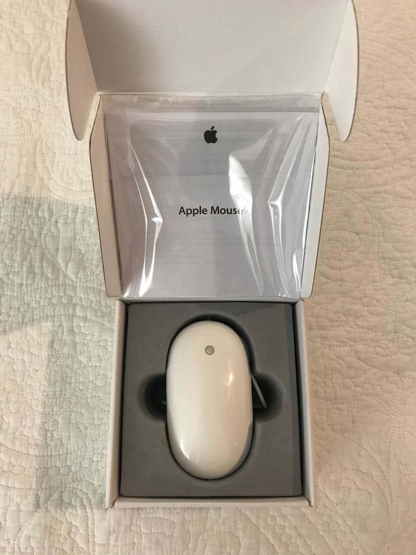 "Apple ""A1152"" Mighty Mouse"