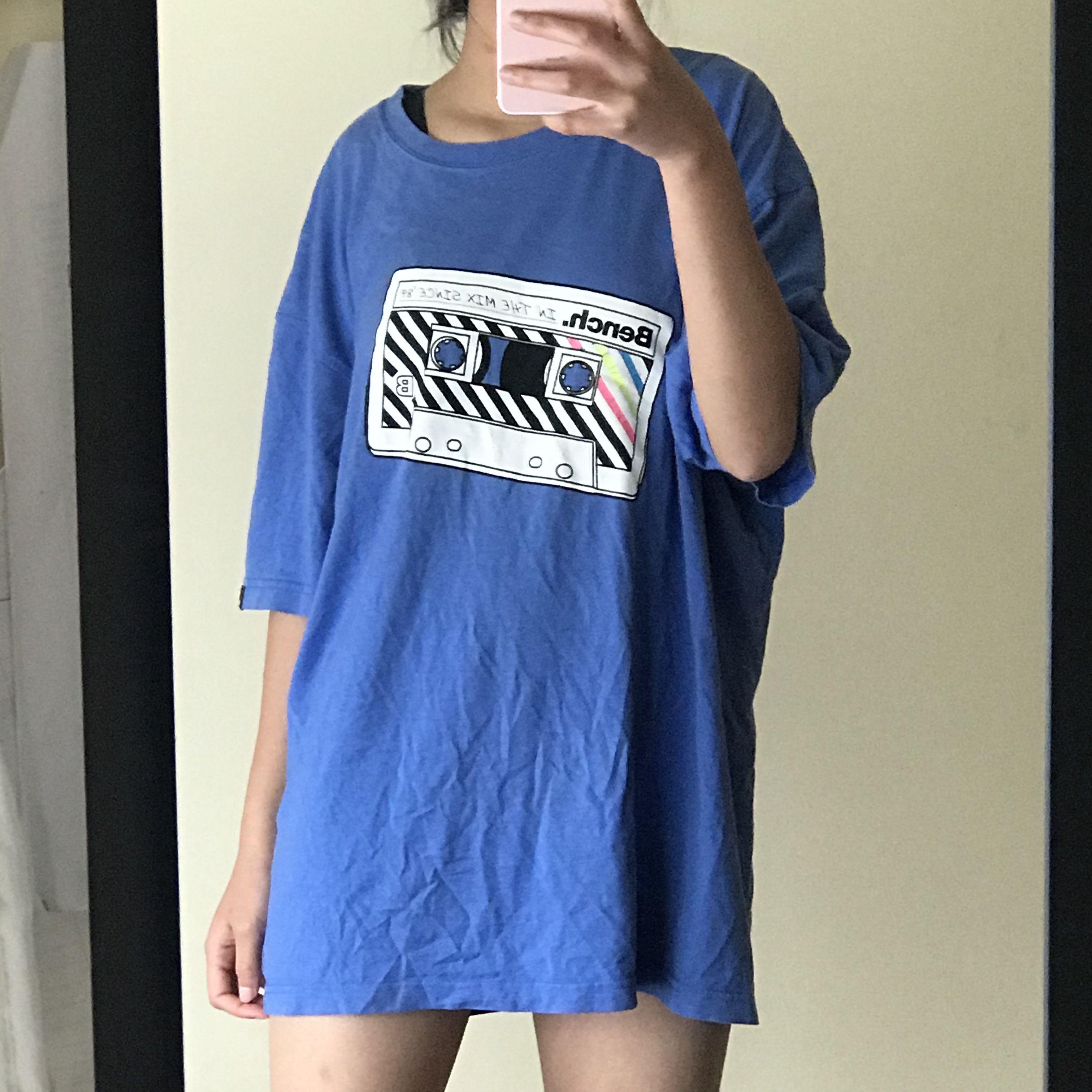 Blue Bench Shirt