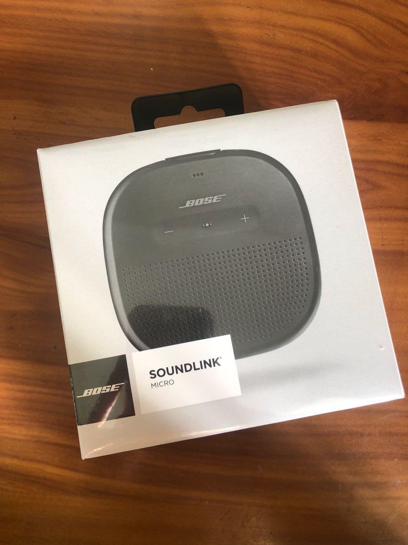 Bose Soundlink Micro - Bluetooth Speaker