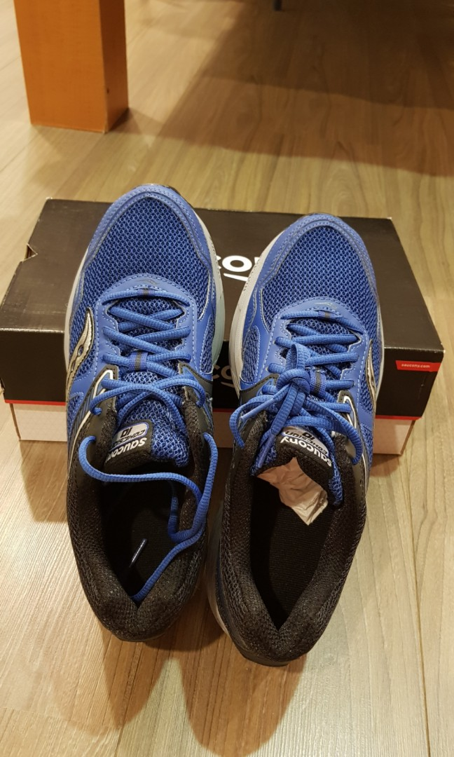 8252e5643468 Brand New Saucony Grid Cohesion 10 Running Shoes