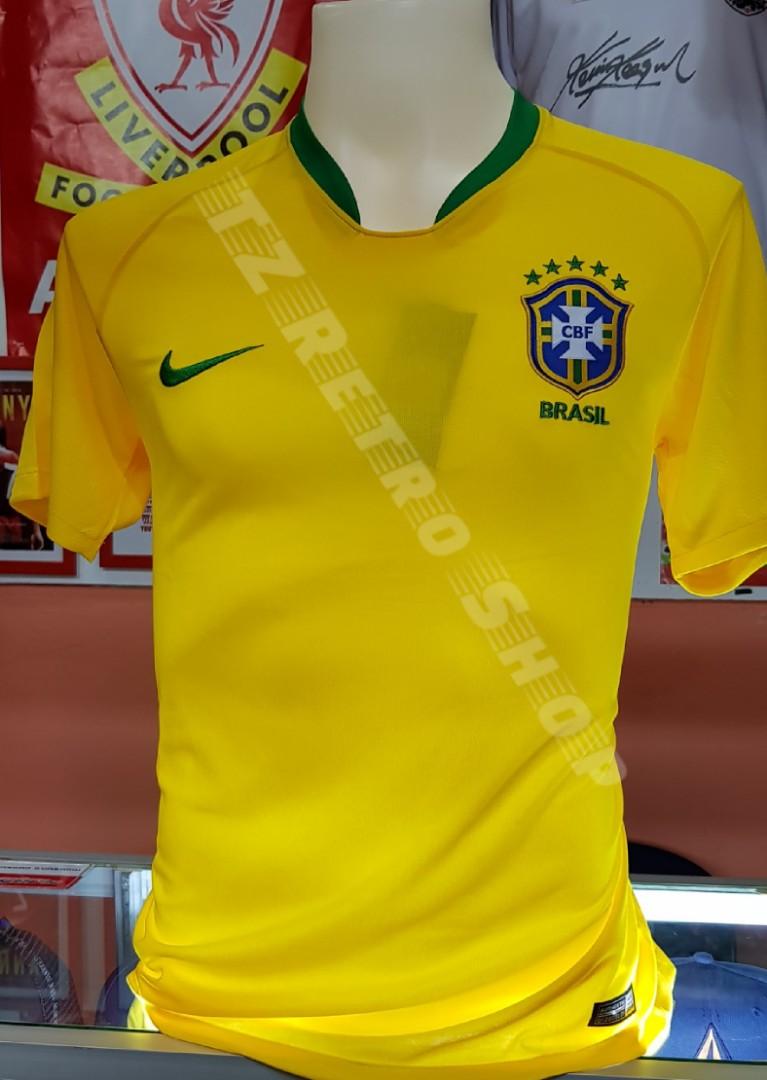 68db964be Brazil Home World Cup 2018