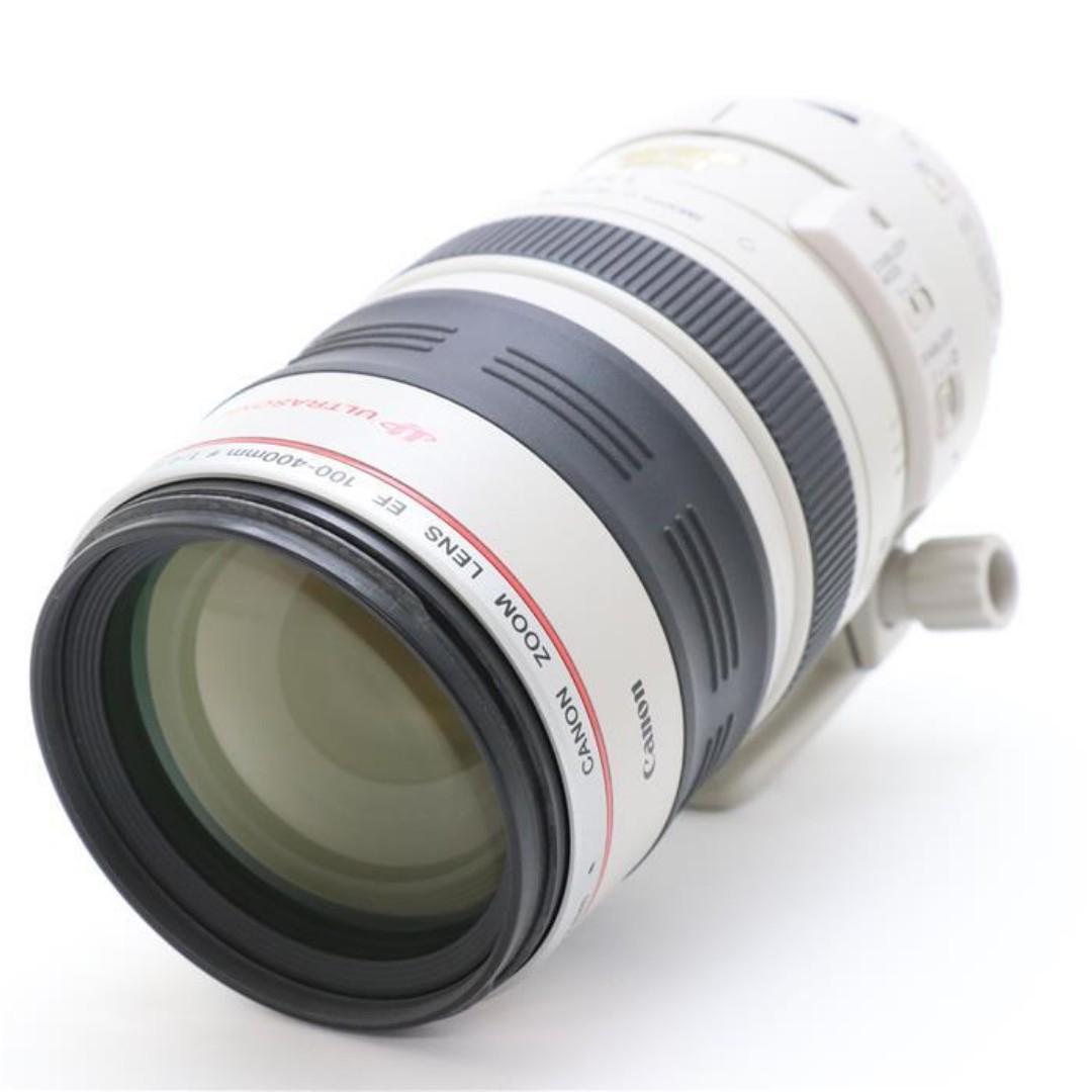 Canon EF100-400mm F4.5-5.6L IS USM  SUPER LONG RANGE PROFESSIONAL CAMERA LENSE (SHIP FROM JAPAN)
