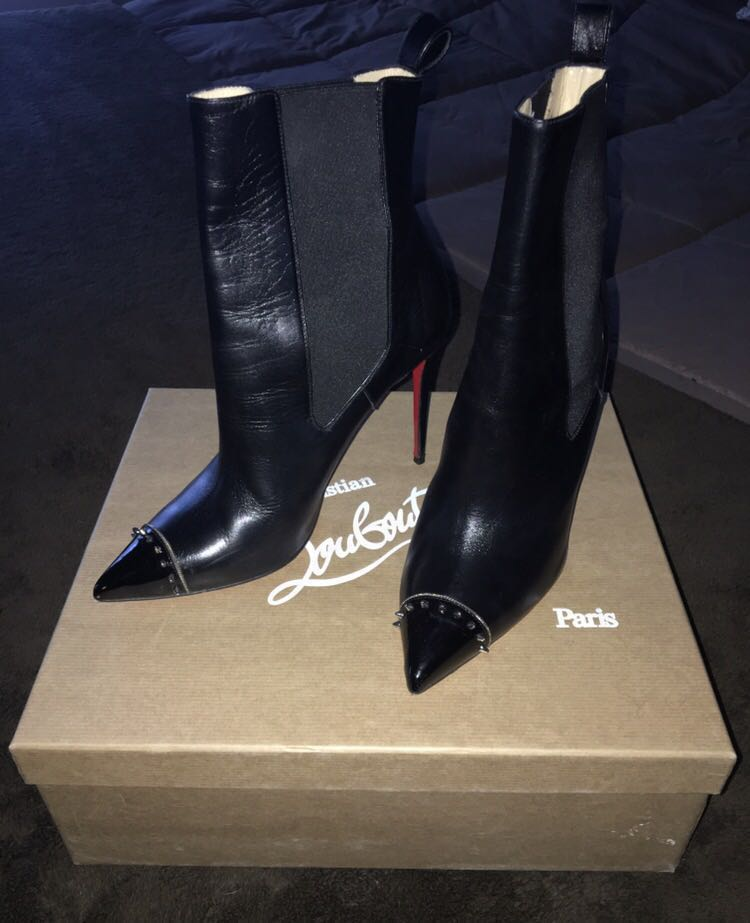 Christian Louboutin Boots - Authentic!
