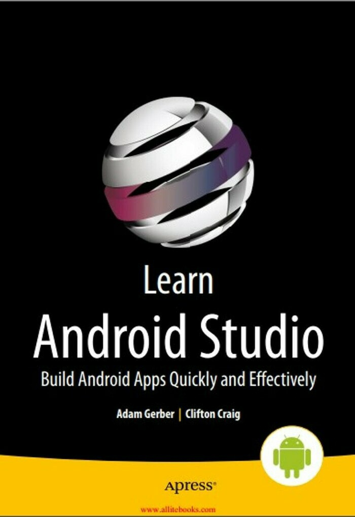Ebook Learn Android Studio