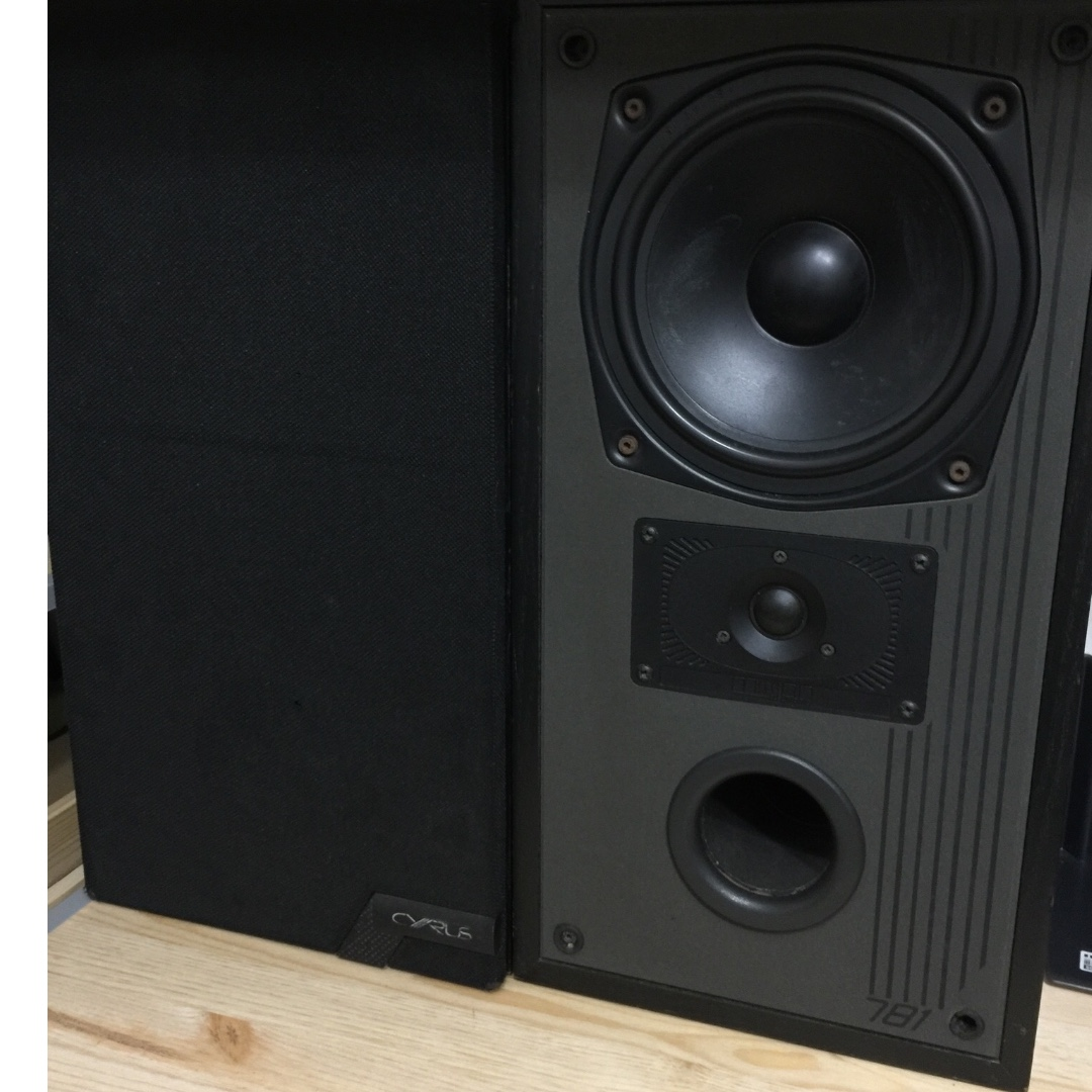 For Sale Mission Cyrus 781 Bookshelf Speakers Electronics Audio