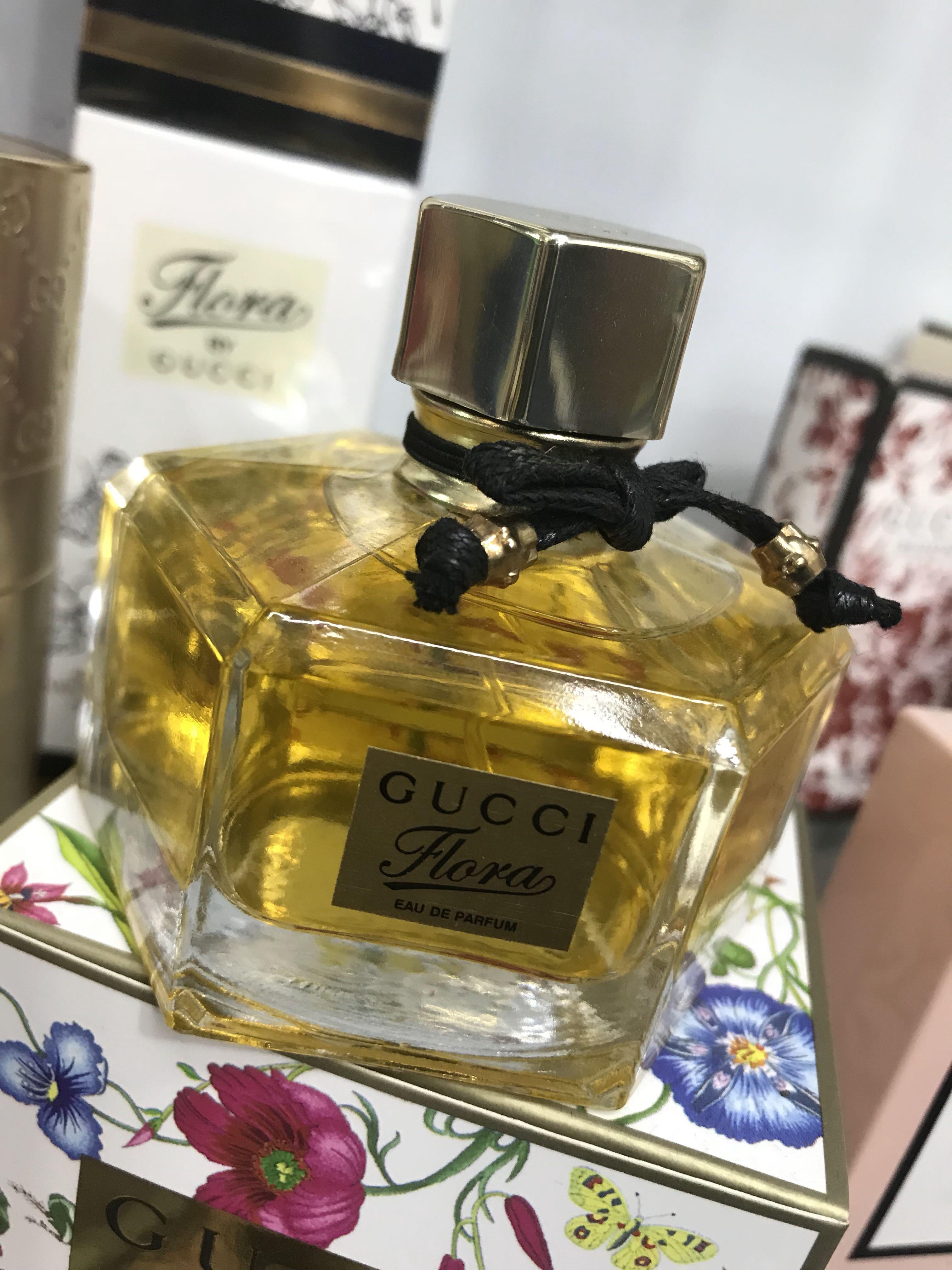 Gucci Flora Perfume 75ml Original Tester Health Beauty