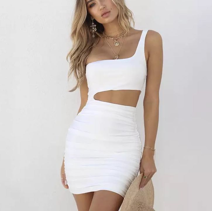 IAMGIA INSPIRED CUT OUT DRESS