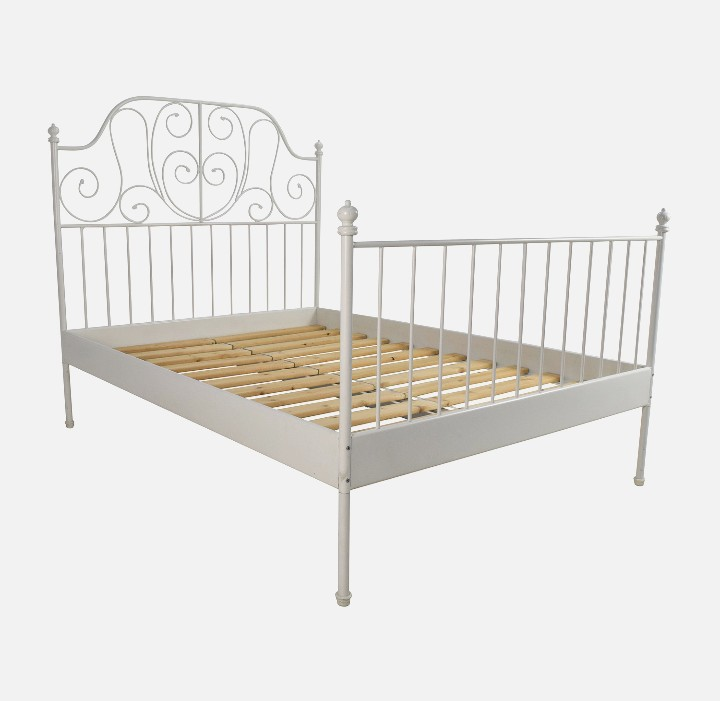 how to disassemble leirvik bed frame. Black Bedroom Furniture Sets. Home Design Ideas