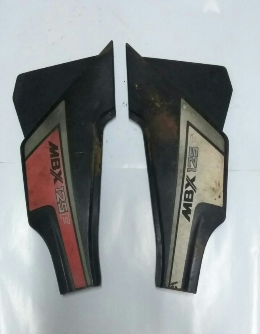 MBX125 SIDE COVER, Motorbikes, Motorbike Accessories on Carousell