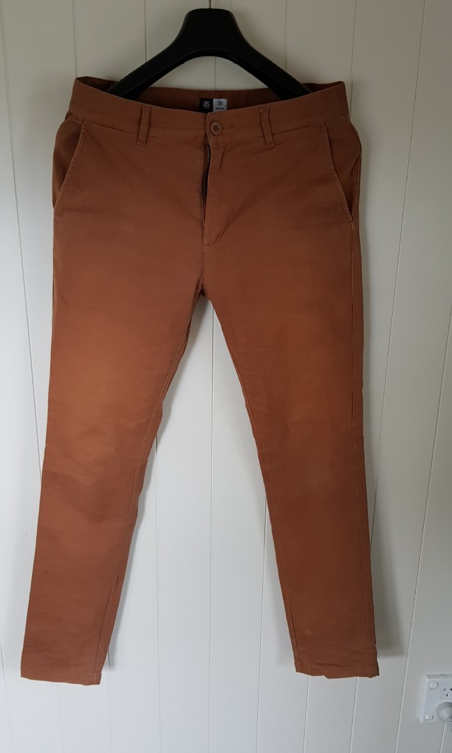 Mens AS Colour chinos