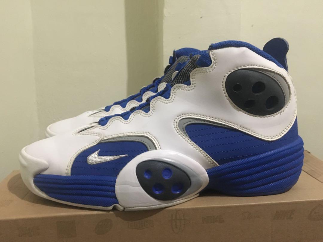 9dfde317cda4 Nike Air Flight One Penny not Jordan Kobe Kidd Kyrie Lebron