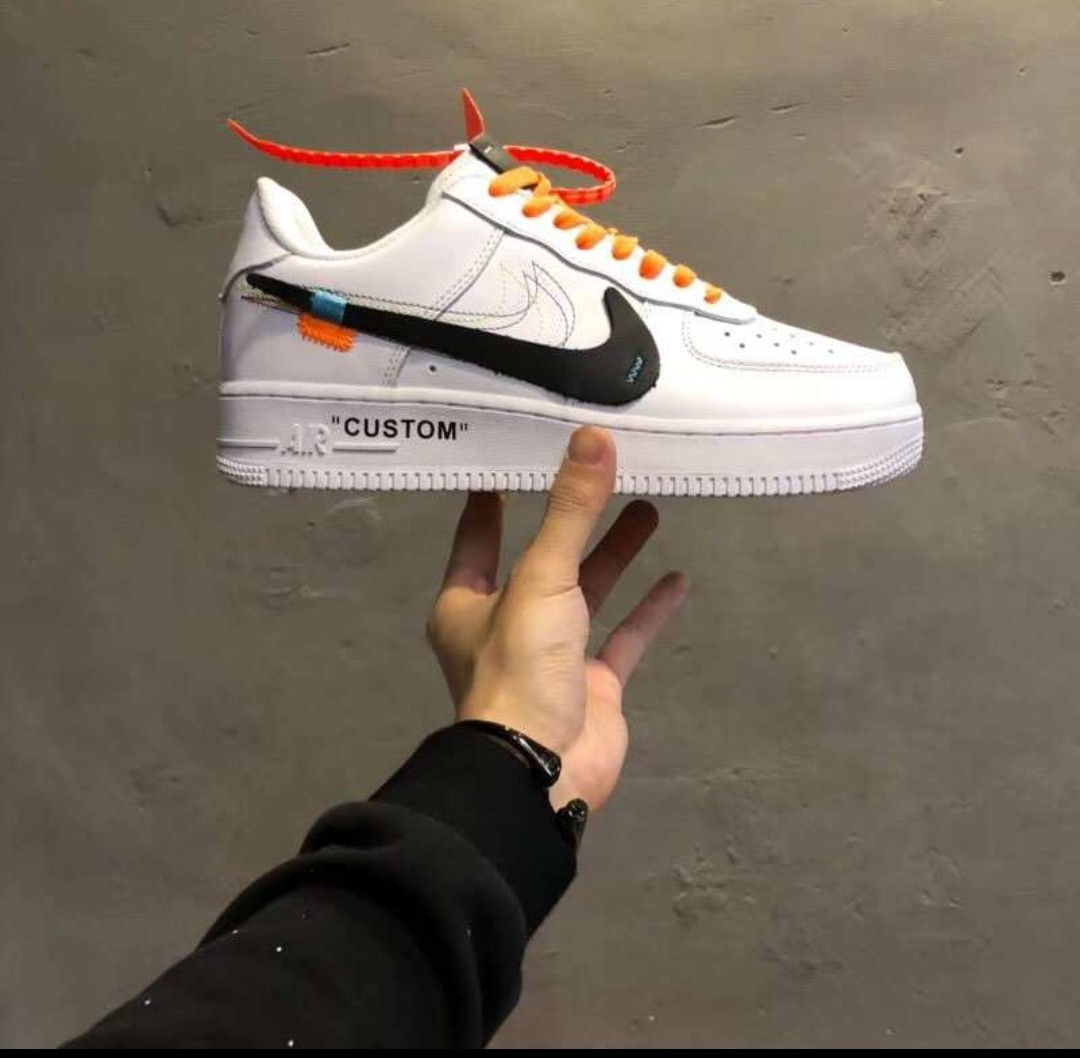 Nike Air Force 1 Off White Custom