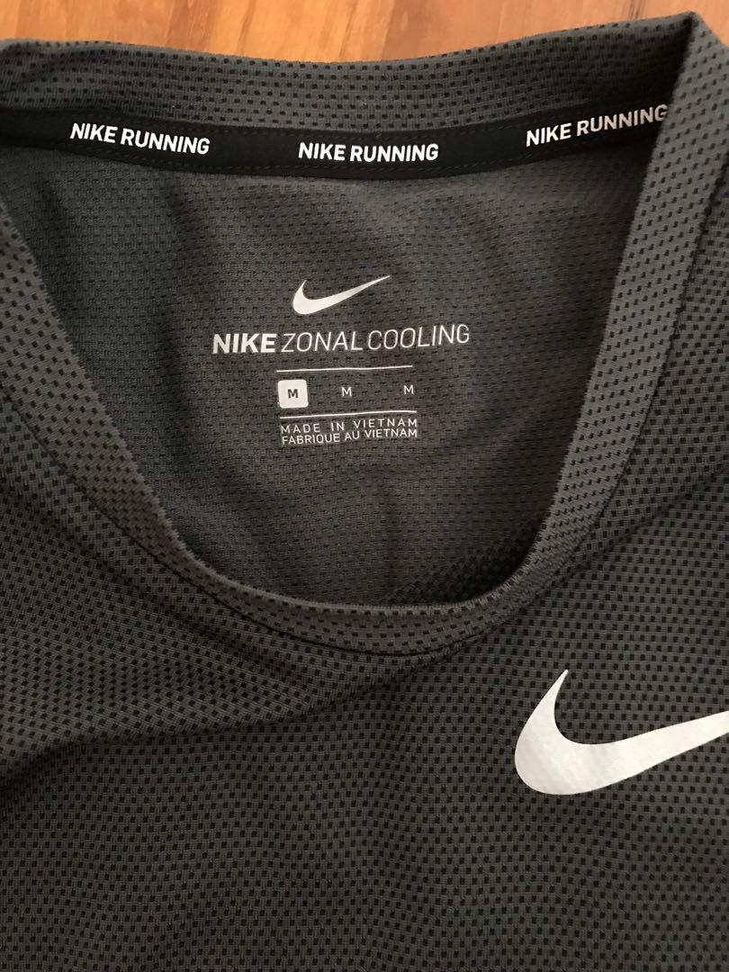 80a374d8a8 Nike Dri Fit Running T shirt (Size M), Sports, Sports Apparel on ...