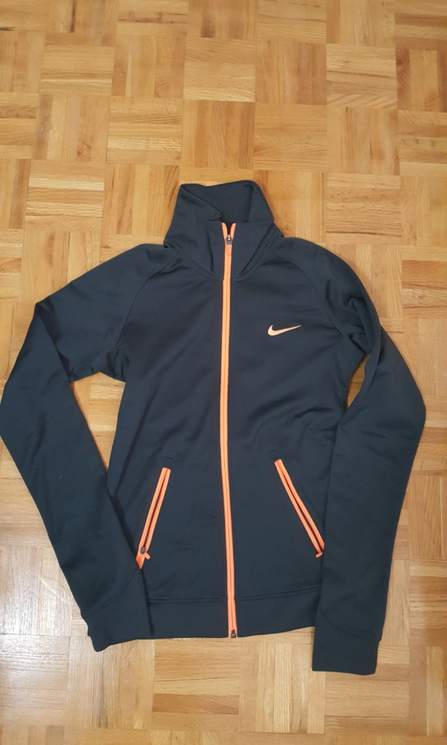 Nike zip up size small