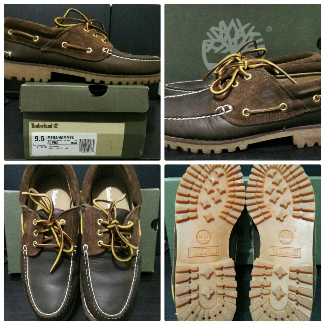 Original TIMBERLAND Boat Shoes like new Sperry 558fbbade8