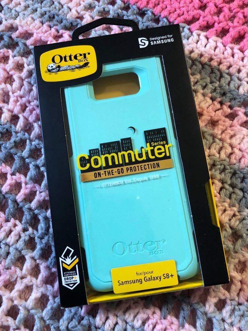 Samsung galaxy S8+ otterbox case brand new