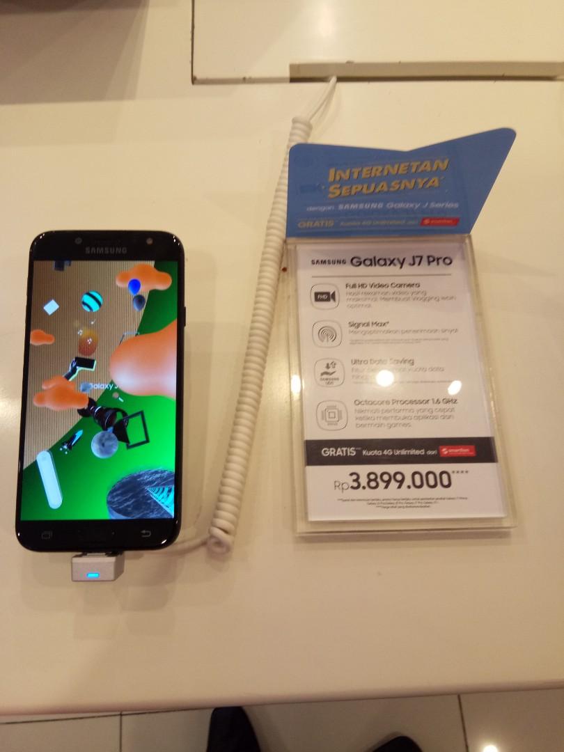 Samsung J7 Pro Bisa Di Kredit Proses Cepat Hanya 3 Menit Elektronik Telepon Seluler Carousell