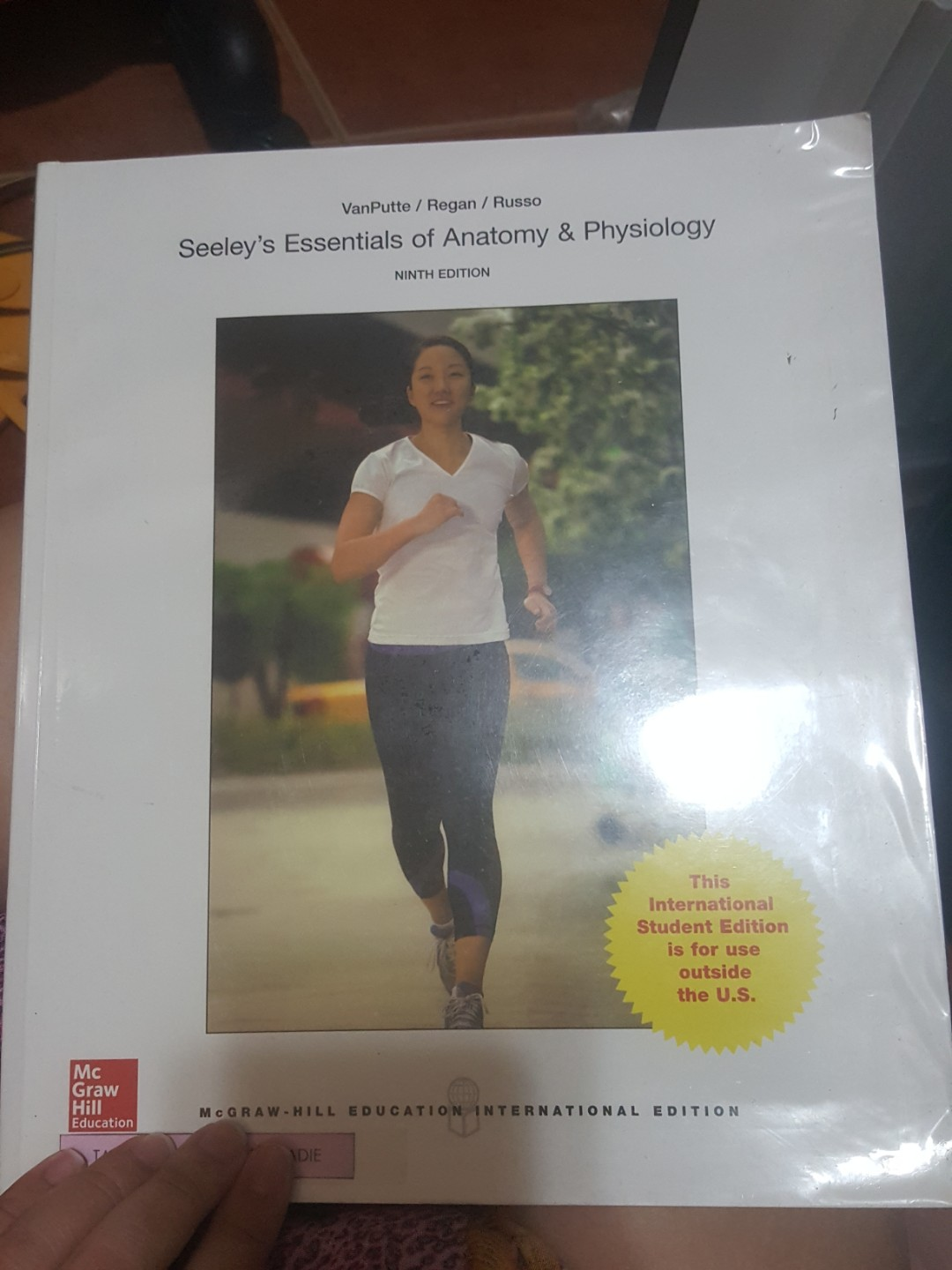 Seeley\'s Essentials of Anatomy and Physiology 9th Edition, Textbooks ...