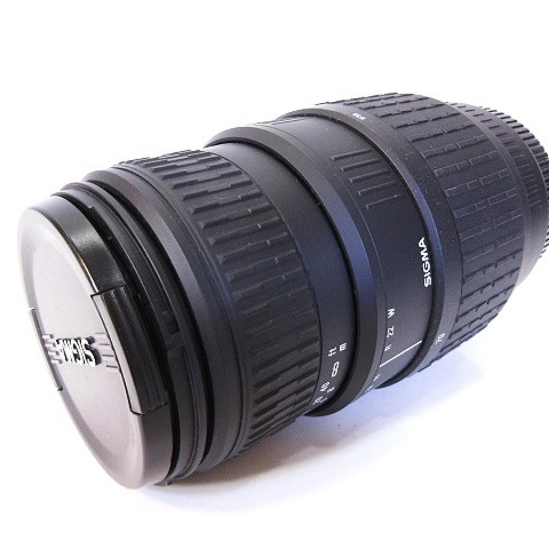 SIGMA camera lens 70-300 mm 1: 4-5.6 DL MACRO SUPER black (SHIP FROM JAPAN)
