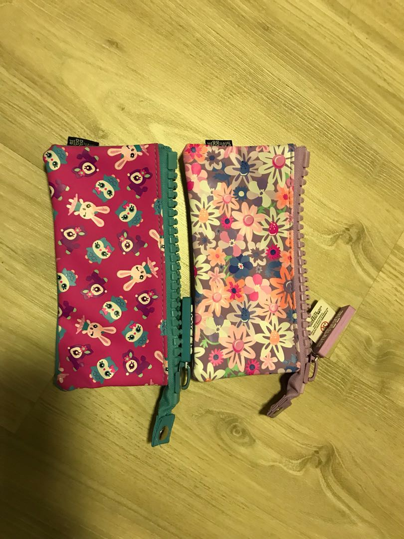 Smiggle pencil case 2 for RM50