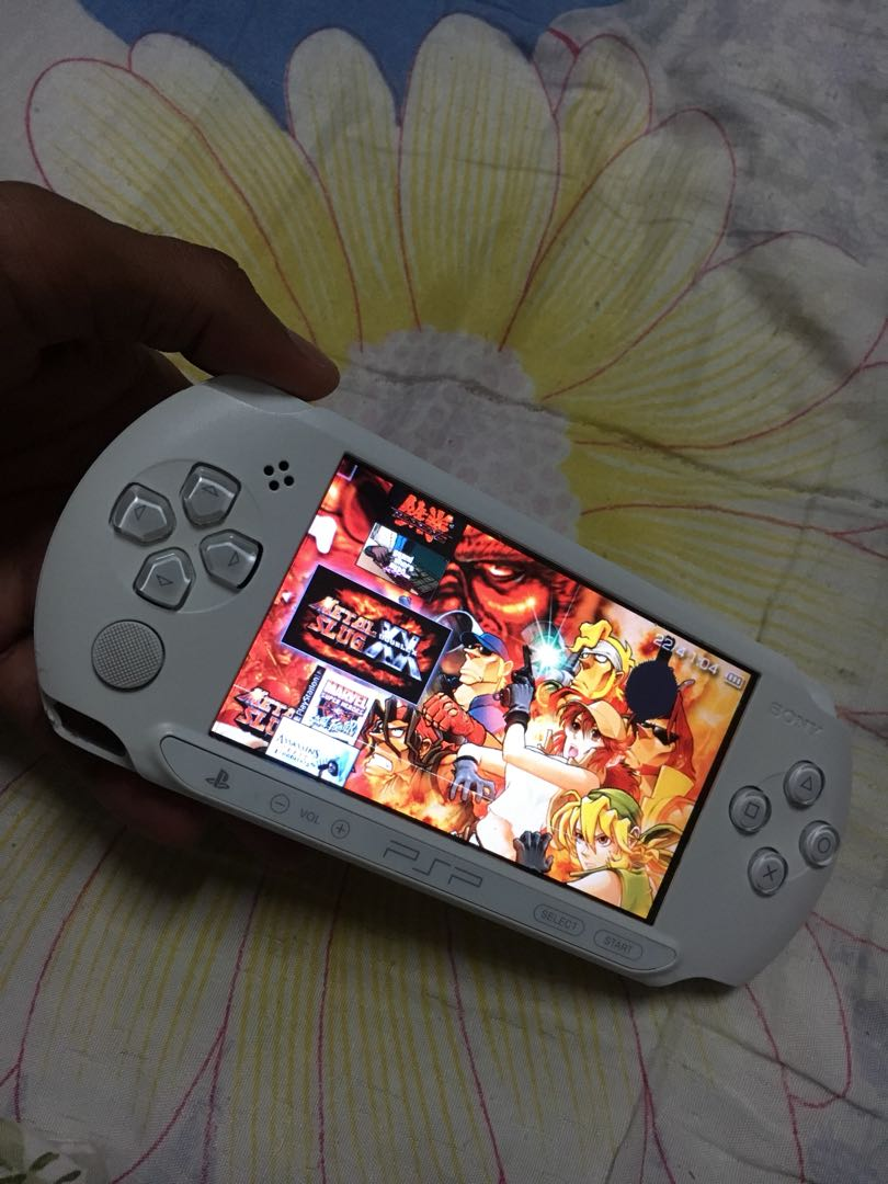 Sony Psp E1004 Street Limited Video Gaming Game Consoles Ps4 Slim 500gb Cuh 2006a Jet Black Extra Controller Ds4 New Model On Carousell