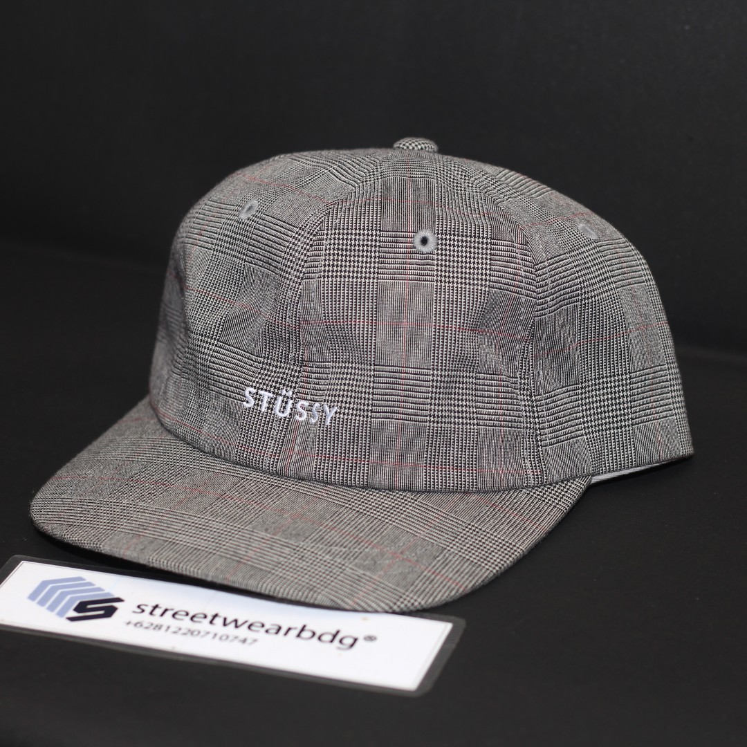 Stussy 6-Panel Cap Original New 0fc15ce049d