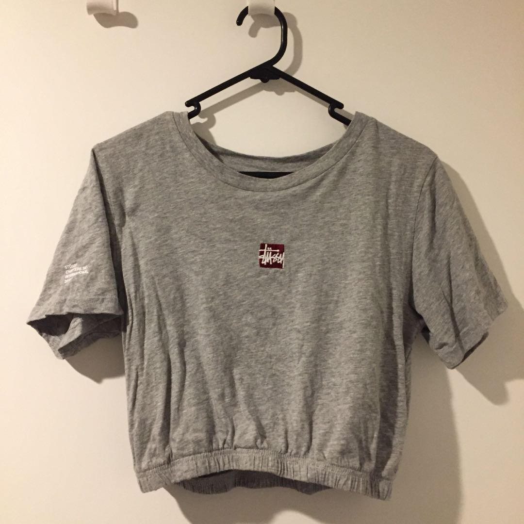 STUSSY CINCHED T SHIRT