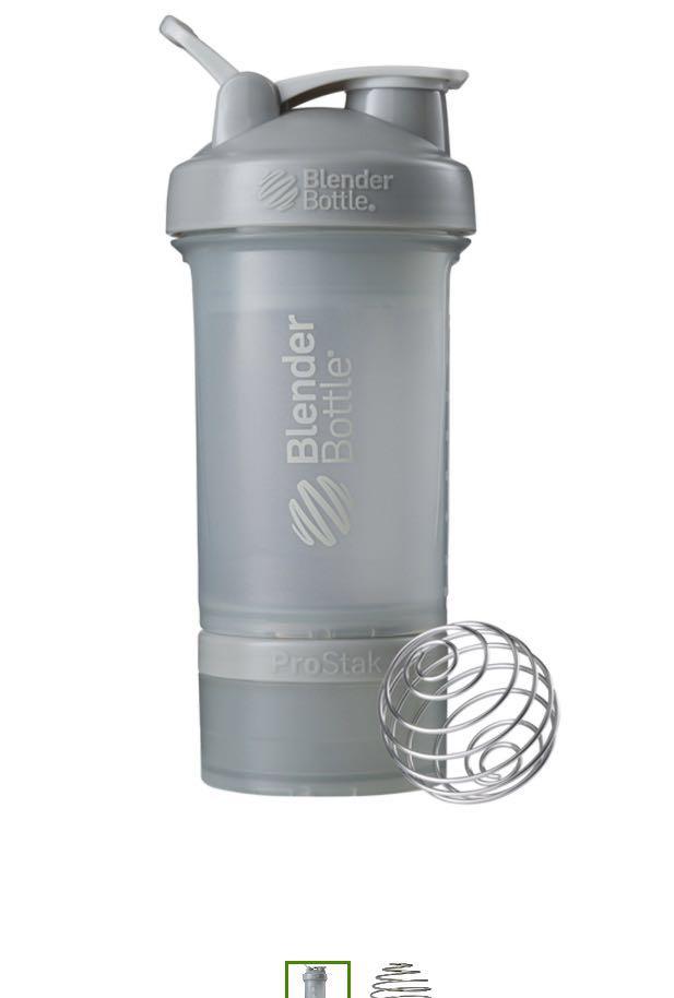 Sundesa 搖搖杯blenderbottle ProStak 500ml 22oz Grey