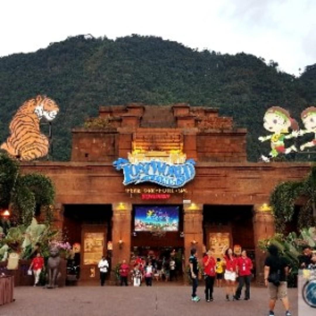 The Last World Of Tambun Entrance Ticket Tickets Vouchers Tiket Garden By Bay Dewasa Attractions On Carousell