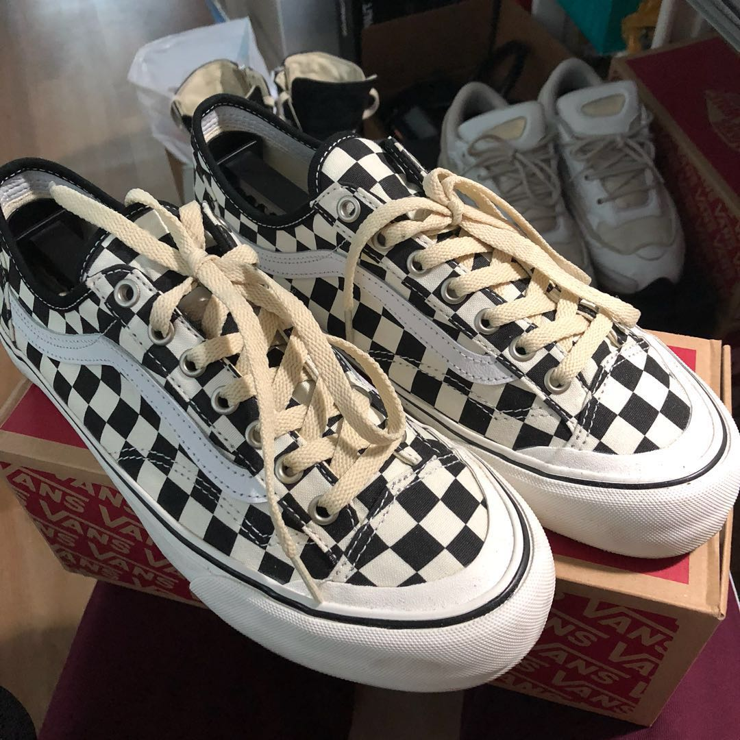 Get - vans style 36 decon checkerboard