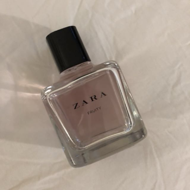 Zara Fruity Perfume Health Beauty Perfumes Nail Care Others