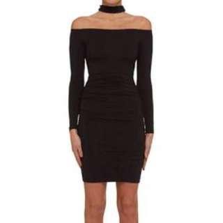 BNWT* Kookai KHAKI Off Shoulder Dress